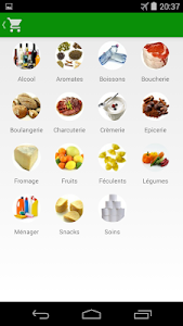 Frigo Malin - Liste de courses screenshot 1