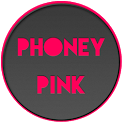 Phoney Pink Apex Nova ADW Holo icon