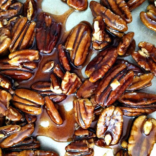Candied Pecans Without Egg Recipes.