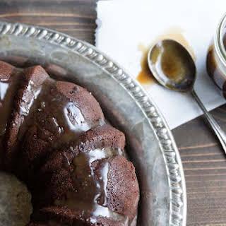 Chocolate Bundt Cake.
