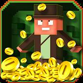 Blocky Dozer - Mine Coin Game
