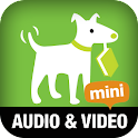 Add Audio and Video: TmMM logo