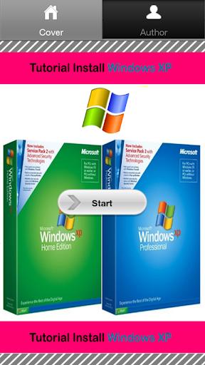 Install Windows XP Tutorial