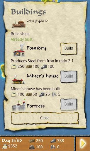 Sea Empire  captures d'écran 3