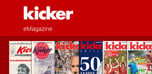 Read all the current kicker issue on the smartphone and tablet!