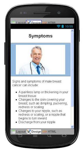 醫療必備APP下載 Male Breast Cancer Information 好玩app不花錢 綠色工廠好玩App