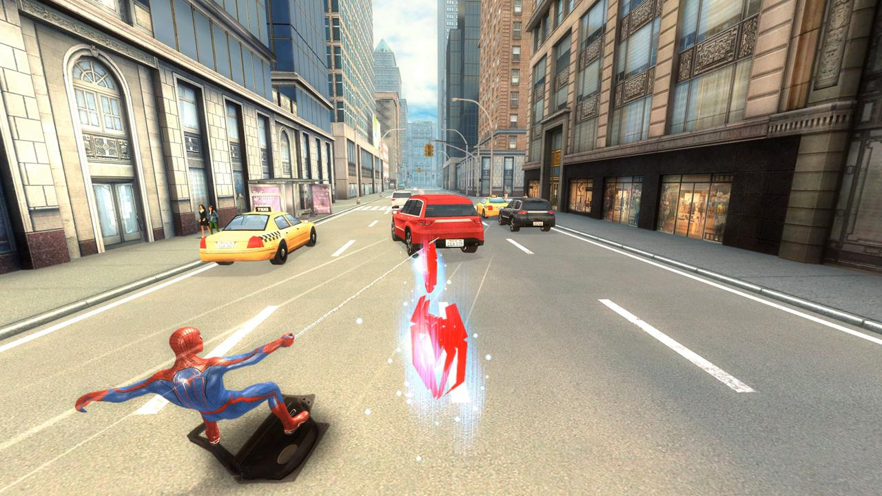 The Amazing Spider-Man - screenshot