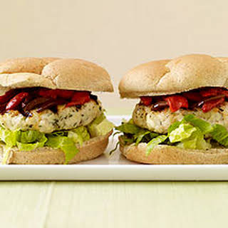 Cheese Stuffed Chicken Burgers Recipes.