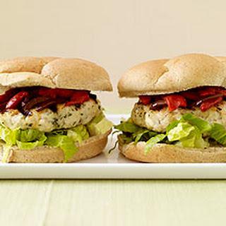 Cheese Stuffed Chicken Burgers Recipes.