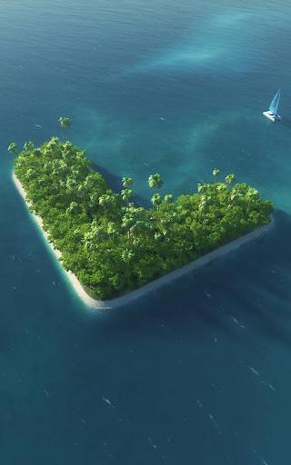玩個人化App|天堂岛的动态壁纸免費|APP試玩