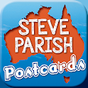 Steve Parish Postcards logo