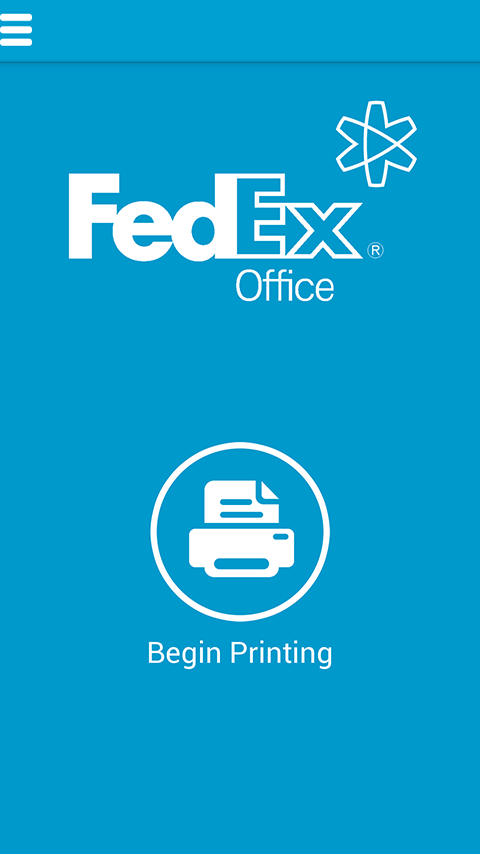 FedEx Office- screenshot