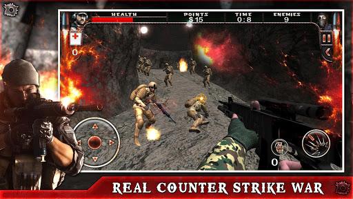 最後前突擊隊毆打狙擊手:Commando Assault