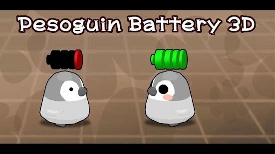 Pesoguin Battery 3D Penguin- screenshot thumbnail