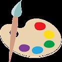 Kinder Malen Spiele icon