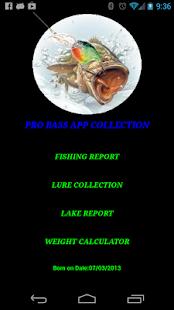 TEXAS BASS REPORT