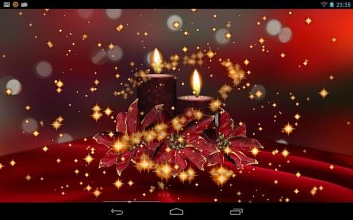 Magic Christmas Lights Free- screenshot thumbnail
