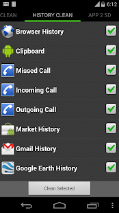 System Cleaner for Android- screenshot thumbnail