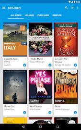 Google Play Books Screenshot 16