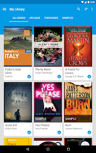 Google Play Books Screenshot 16