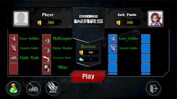 Screenshot of Drone Wars - Tactical Warfare