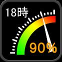 電力の使用状況ウィジェット icon