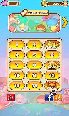 Macaron Bubble Shooter : Cute Pop Friends - screenshot