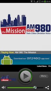 AM 980 The Mission - screenshot thumbnail