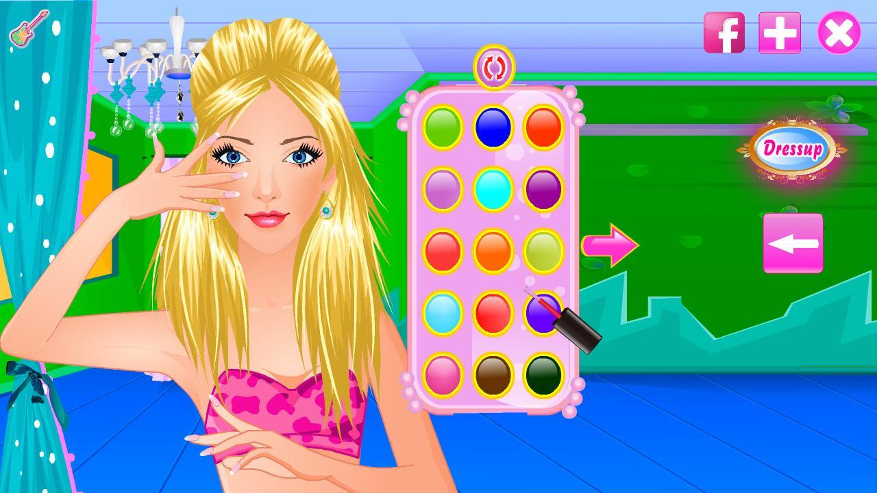 Sweet Girl Makeup Challenge Games Saubhaya Makeup