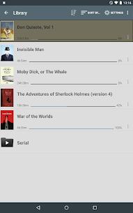 Listen Audiobook Player 5