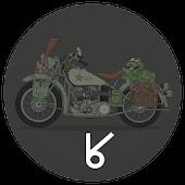 Military Bike_ATOM Theme