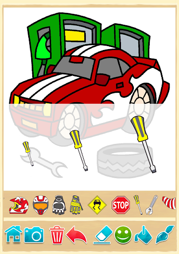Cars game screenshot