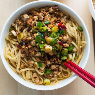 Dan Dan Noodles.