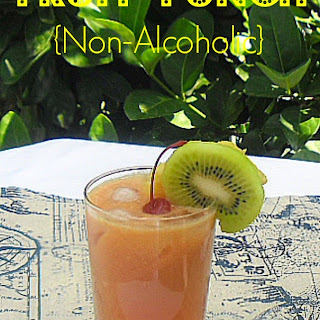 Refreshing Fruit Punch {Non-Alcoholic}
