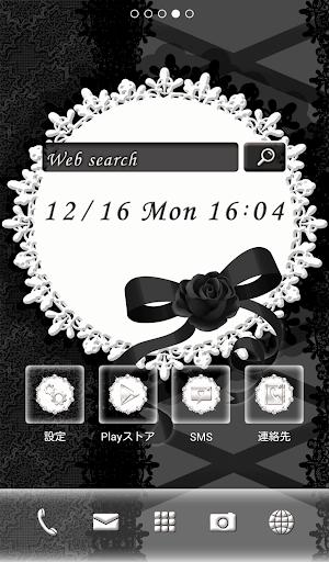 可愛換裝桌布★Black Lolita