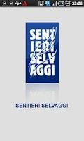 Screenshot of Sentieri Selvaggi