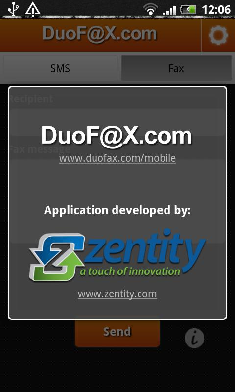 DuoF@X.com- screenshot