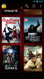MovieBrowser HD Screenshot 1