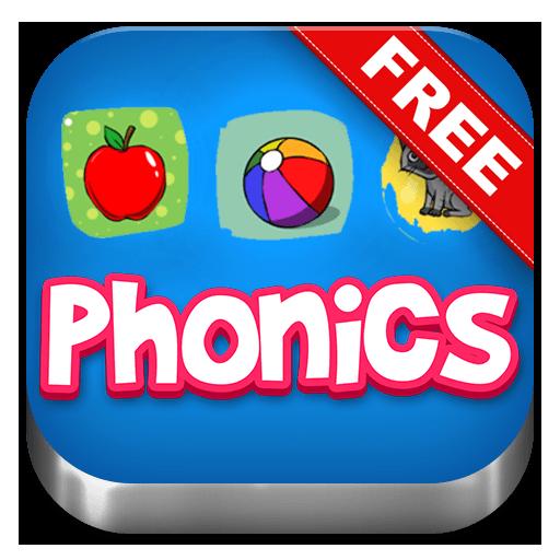 Phonics for kids LOGO-APP點子