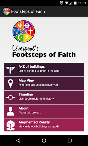Footsteps of Faith
