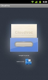 CloudVoc - Vocabulary Trainer - screenshot thumbnail