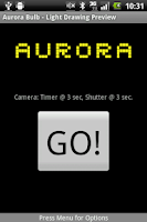 Screenshot of Aurora Bulb