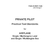 Private Pilot Test Standards