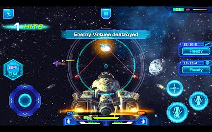 Galactic Phantasy Prelude Screenshot 2