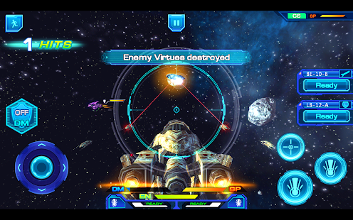 Galactic Phantasy Prelude Screenshot 27