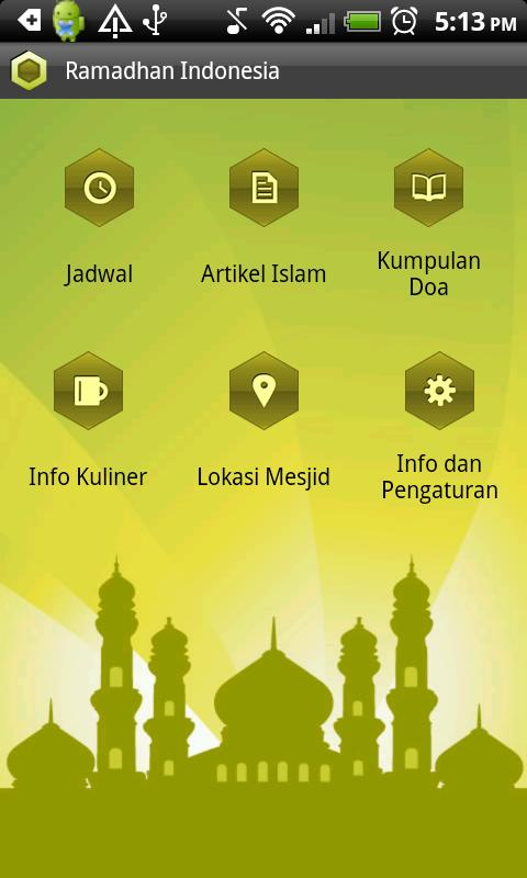Ramadhan Indonesia - screenshot