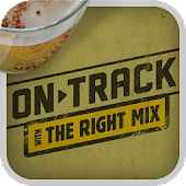 On Track with The Right Mix