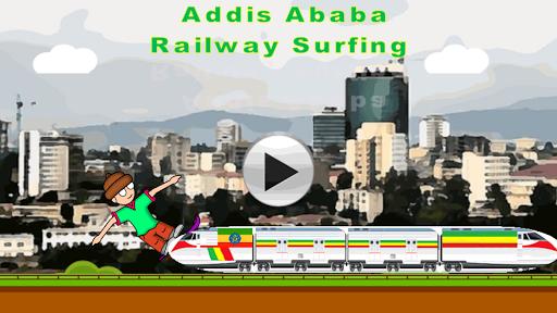 Addis Ababa Railway Surfing
