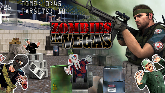 Zombies in Vegas