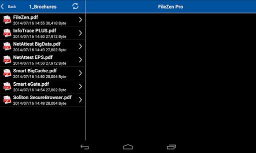 FileZen Pro 2.0.1 Windows u7528 6